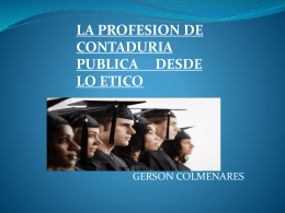 PRINCIPIOS - eticadelaprofesion