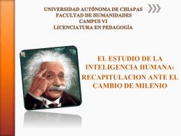 INTELIGENCIA HUMANA - Pedagogia Latinoamericana13