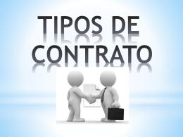 TIPOS DE CONTRATOS (463952)