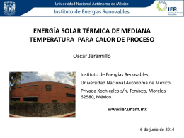 CalorDeProcesoIndustrial