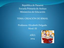 File - Elizabeth Delgado