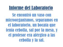 Informe del Laboratorio 2 parte Tania