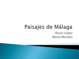 Paisajes de Málaga - Colegio El Atabal