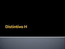 Diapositiva 1 - CertificacionDistintivoH
