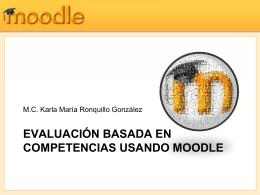 Moodle - universidad tecnológica de chihuahua