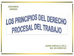 Clase 03 - Javier Arévalo Vela