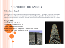 Criterios de Engel: