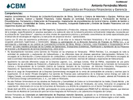 CV Antonio Fernandez feb 12