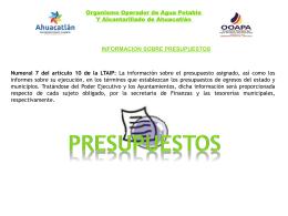 7_informacion_sobre_presupuesto - OOAPA
