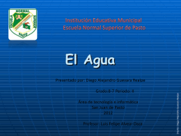 Agua - diegoalejandro3