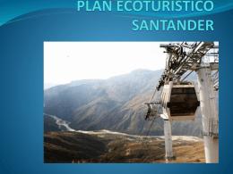 plan ecoturistico santander - TS-UNITEC