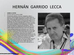 hernán garrido lecca - ESPAÑOL OFICIAL MS. MAGALI A. WILMAN