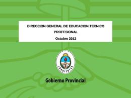 Plenario 2. Diseño - Dirección de Educación Técnico Profesional