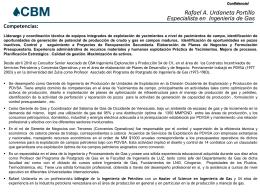 CV Rafael Urdaneta 01302012