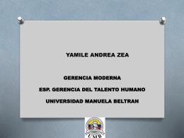 YAMILE ANDREA ZEA