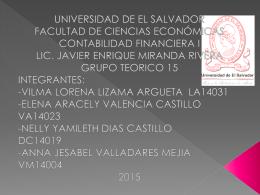 presentacion grupo9gt15, leyes mercantiles