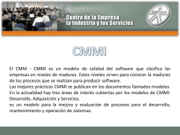CMMI - WordPress.com