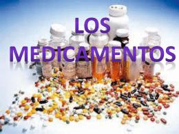LOS MEDICAMENTOS Omayma y Marta D