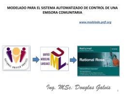 Presentación de PowerPoint - Taller sobre Modelado de Sistemas