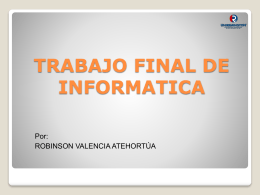 Presentacion - Robinson Valencia (320186)