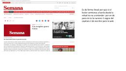 Lorenzo jaramillo londoño tipos de noticia periodismo