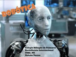 Robot - BITISG1-3