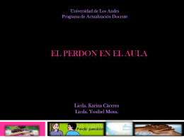 el perdon - WordPress.com