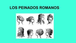 LOS PEINADOS ROMANOS - De Roma a la Bética con Adriano