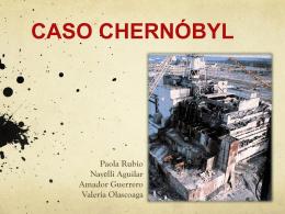 Chernóbyl - Octavio Islas