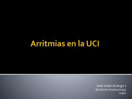 Seminario Arritmias en la UCI