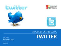 1. twitter - GrupoJRSCepade