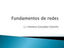 Fundamentos de redes 2011 - fundamentos-redes