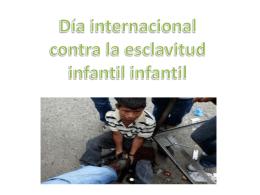 esclavitud infantil Joseal Nahomy - tic6ocab2011-12