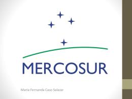 MERCOSUR (Mercado Común del Sur)
