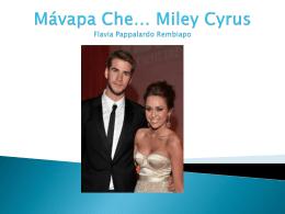 ávapa che-Miley Cirus