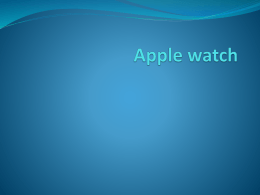 Apple watch - WordPress.com