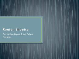 Región Etiópica