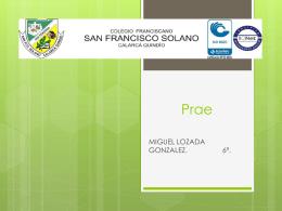 Prae - San Francisco Solano