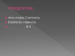 Descarga - Ana carmona y Estefania valencia