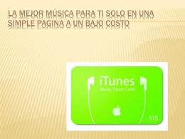Como vender música por internet