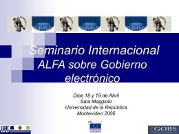 Comentarios - Lefis. - Universidad de Zaragoza