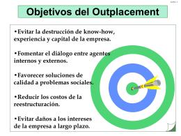 Outplacement es - Docencia FCA-UNAM
