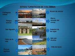 Diapositiva 1 - lugaresturisticosdecolombia