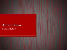 Alonzo Cano - La Maestra Loca