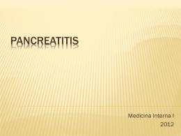 pancreatitis aguda necrotica