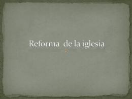 Reforma de la iglesia (272891)