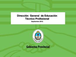 Plenario 1 Rectores Z4 - Dirección de Educación Técnico
