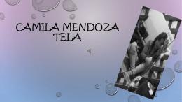 File - Camila Mendoza Tela