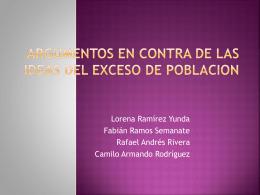 DEMOGRAFIA A - Rafael Rivera 2009181240