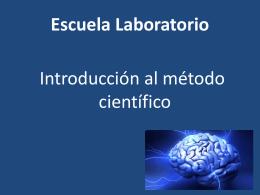 Introducción al método científico (2343001)
